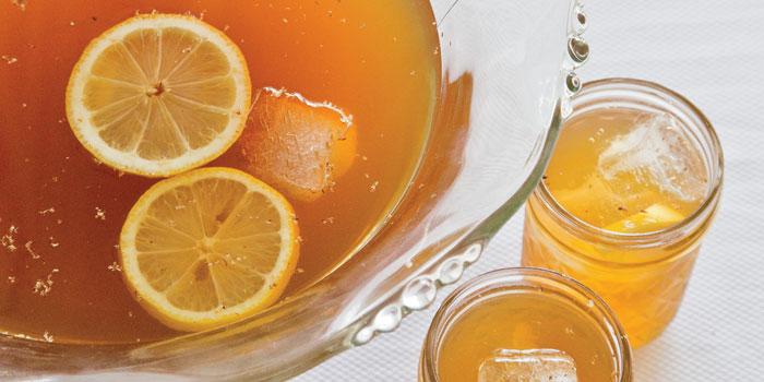 Citrus–Irish Whiskey Punch