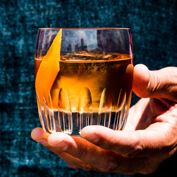 Benton's Old Fashioned Cocktail