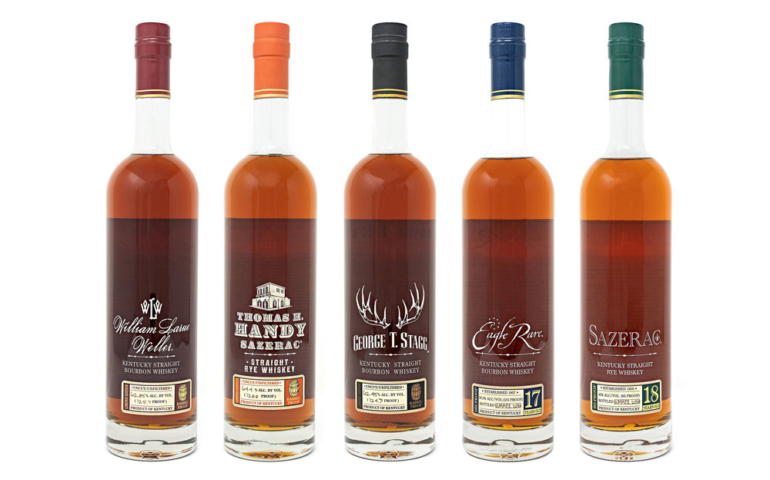Whiskey Tasting: Antique Collection, Fall 2018
