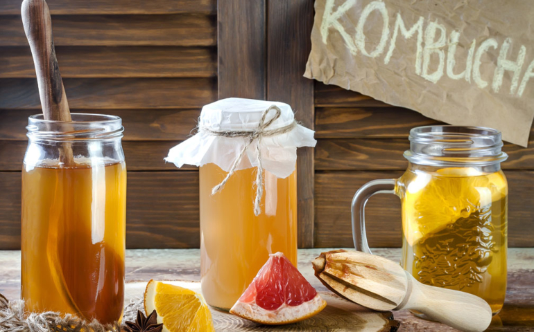 Healthy Living: Six of the Best Kombuchas, Tasted and Ranked (2019)