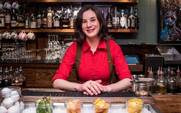 The Dead Rabbit's Jillian Vose Says, 'Jagermeister Is Off Limits'