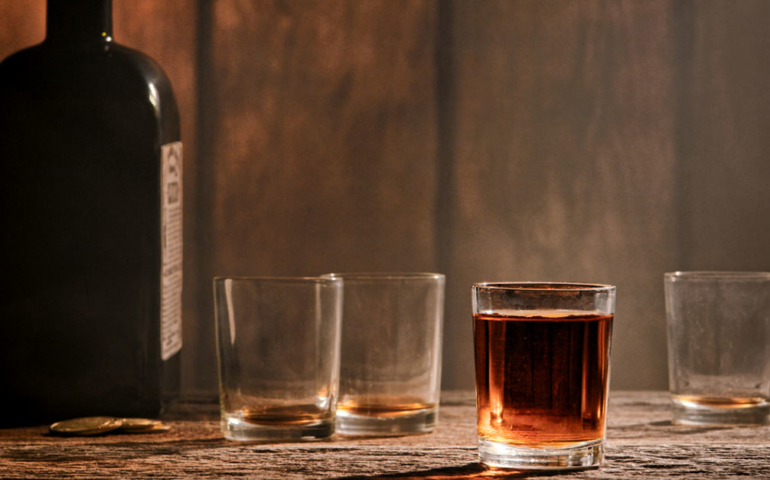 Data: Trump's Trade War Caused Whiskey Exports Collapse
