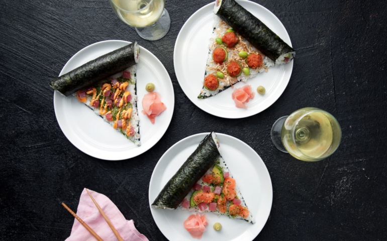 8 Awesome Sushi Spots in Lagos