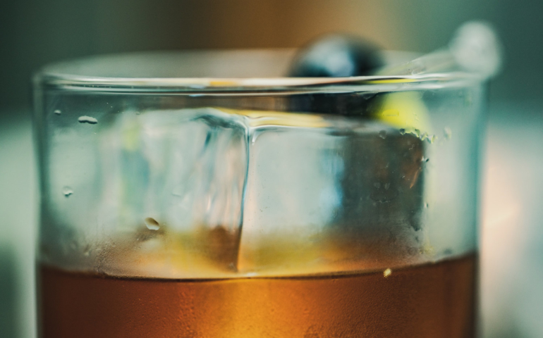 The Improved Whiskey Cocktail: How to One-Up your Old Fashioned