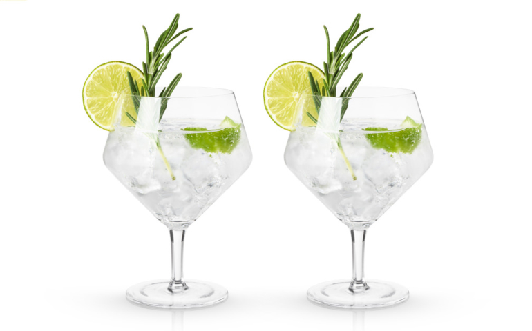 These Are The Best Gin & Tonic Glasses