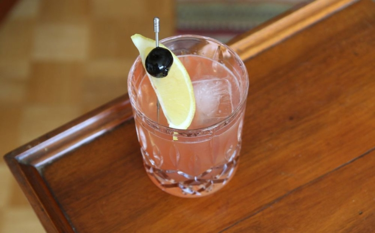 We're All About Cocktails with This California-Made Sloe Gin