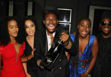 Big Brother Naija And Wine