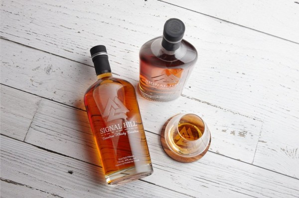 The Building Blocks of Canadian Whisky