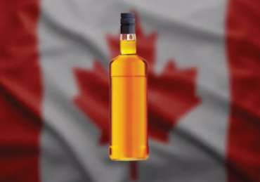 Canadian Whisky in :60