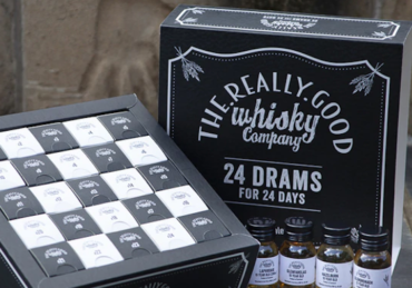 The First Whiskey Advent Calendar of the Season is Officially Available to Purchase