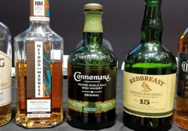 Irish whiskey myths debunked at Imbibe Live