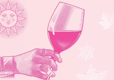 Whatever the weather, rosé is in the aether