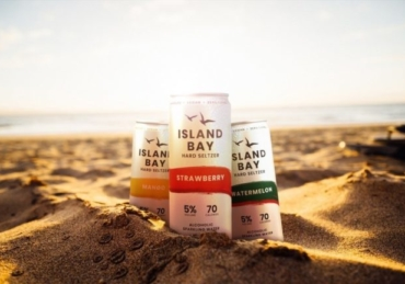 Island Bay Hard Seltzer Launches in the Uk