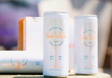 Rosé and Sparkling Water Hybrid Launched in Us