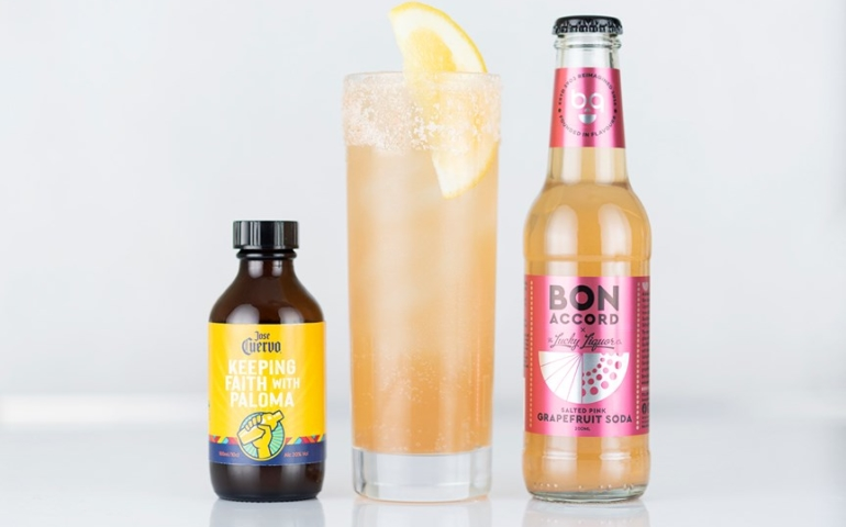 Jose Cuervo Launches Charitable Cocktail for World Paloma Day