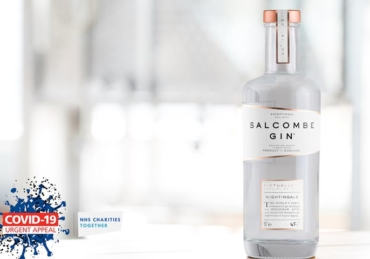 Salcombe Unveils Its Crowdsourced Gin to Raise Funds for the Nhs