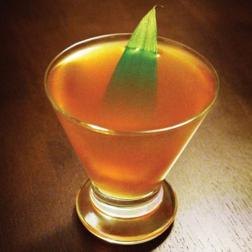 Bear With Me Honey Cocktail Recipe
