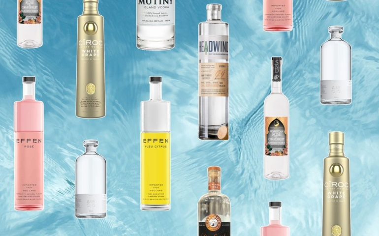 8 New Vodka Bottles to Try Right Now