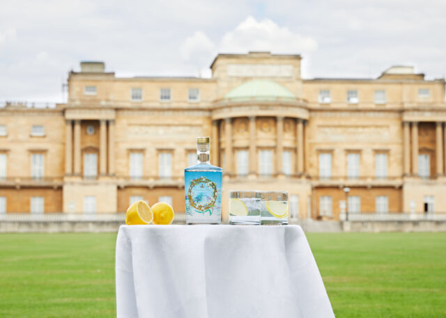 Buckingham Palace launches London Dry Gin