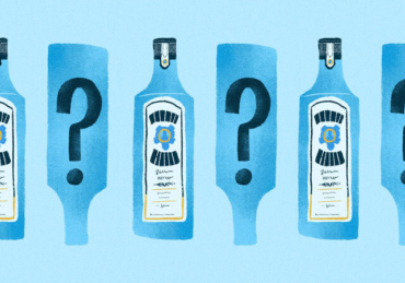 What's the Opposite of Dry Gin?