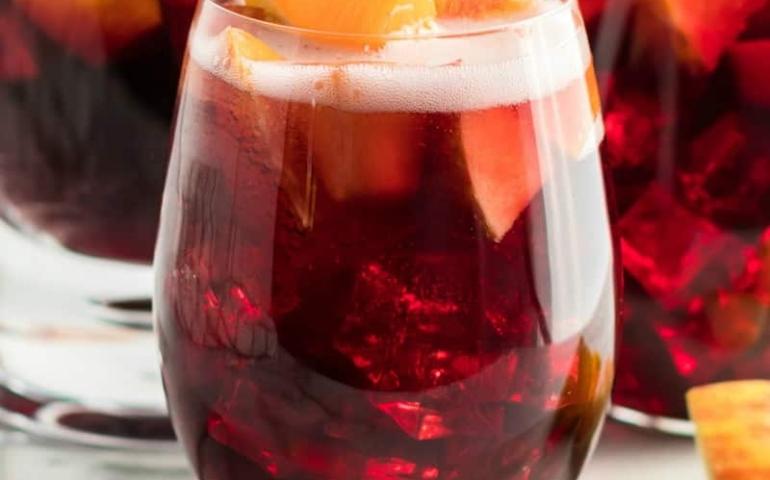 Burgundy Cocktail Recipe